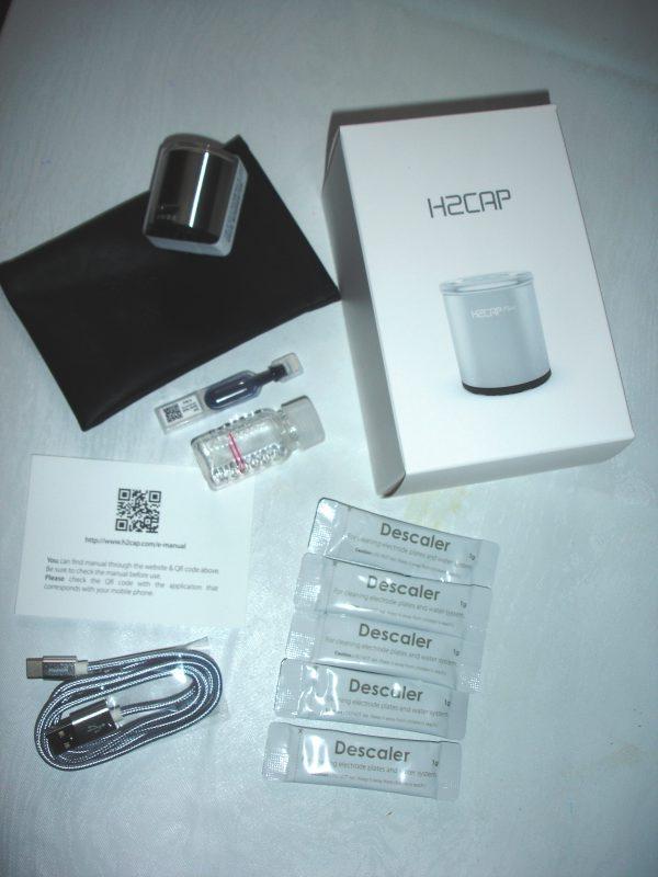 H2Cap Wasserstoffwasser