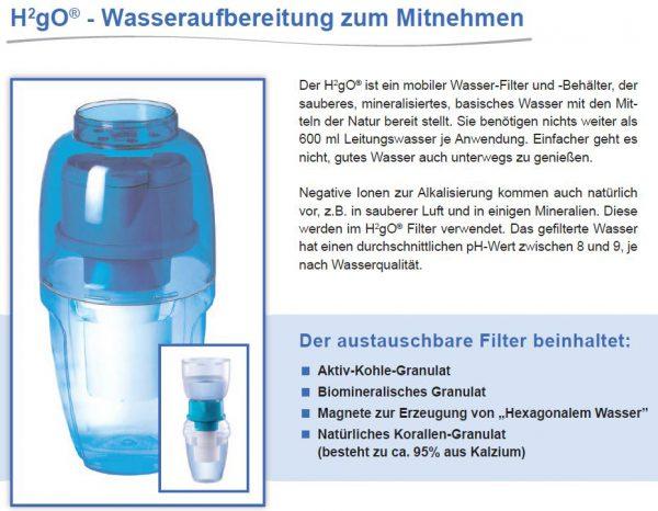 H2go Wasserfilter