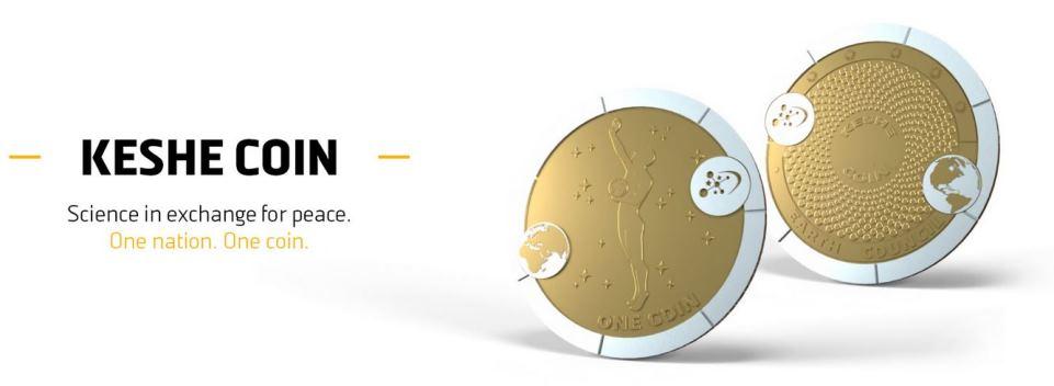 Keshe Coin – Peace Coin