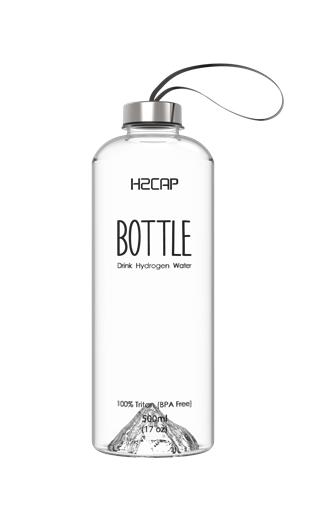 h2cap tritan bottle 30mm