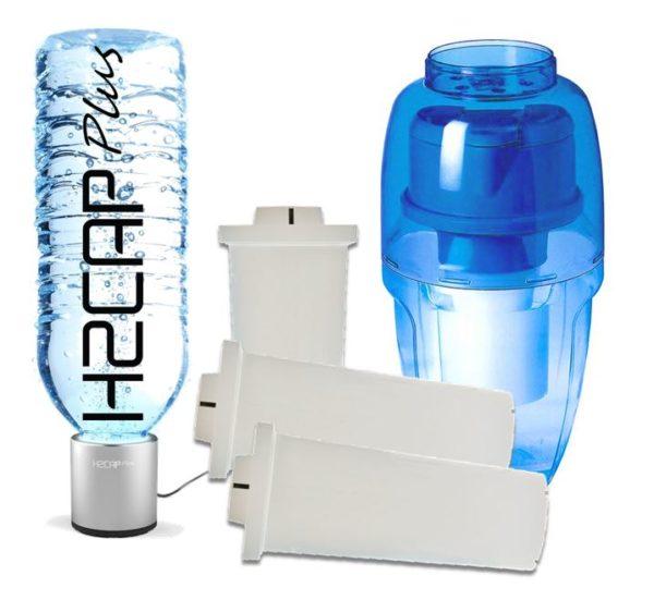 H2CAP + H2gO + 3 Ersatzfilter