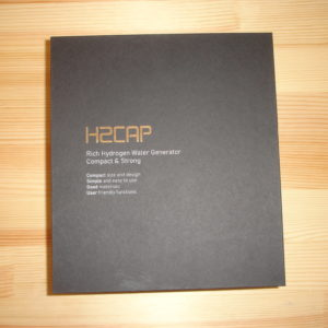 H2CAP Premium Design Geschenk Box